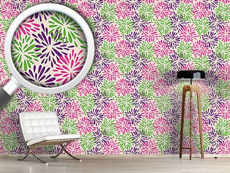 Pattern Wallpaper Color Explosion