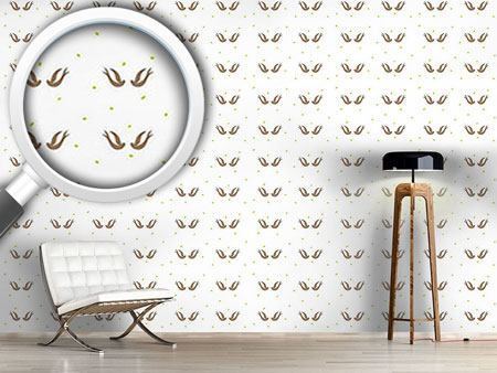 Pattern Wallpaper In Love
