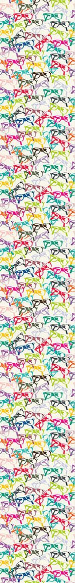 Pattern Wallpaper Clear-Sightedness