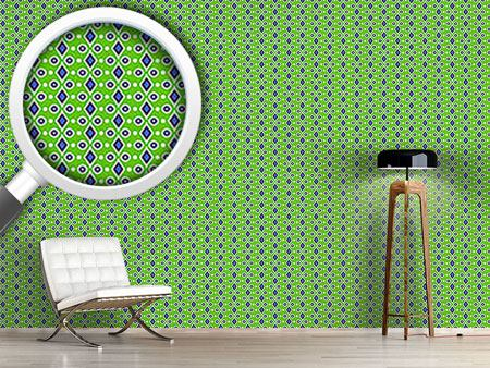 Pattern Wallpaper Shapes