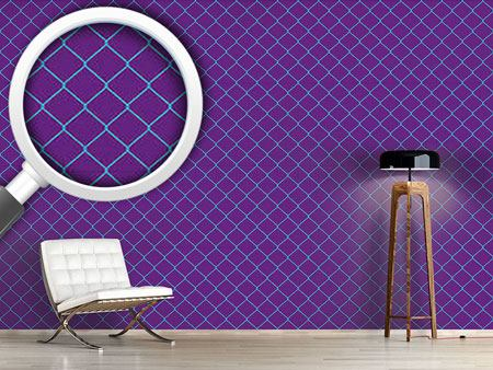 Pattern Wallpaper Chain Link