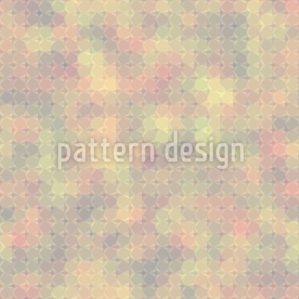 Pattern Wallpaper Glass Window Indian Summer