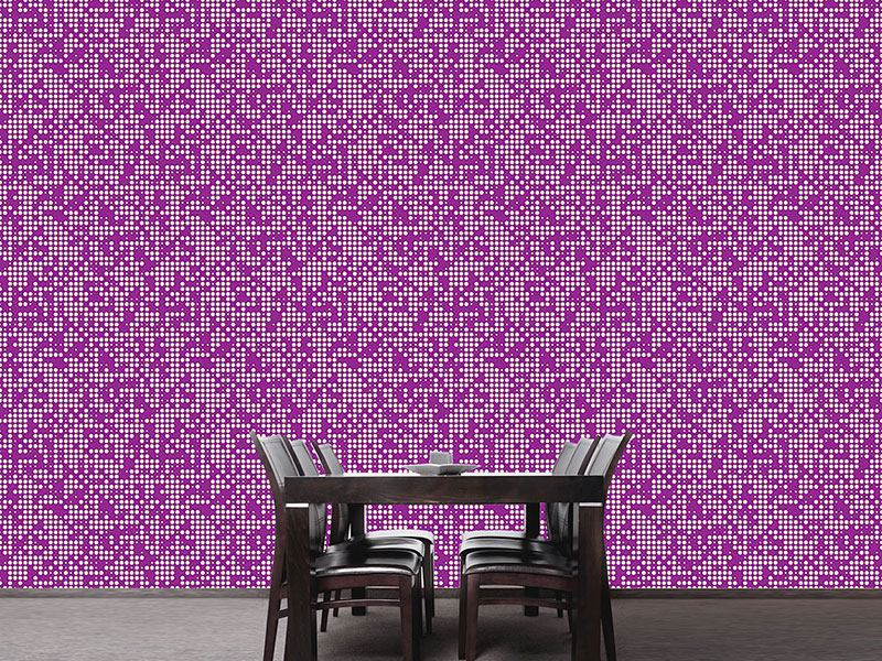 Pattern Wallpaper Polka Dot Com