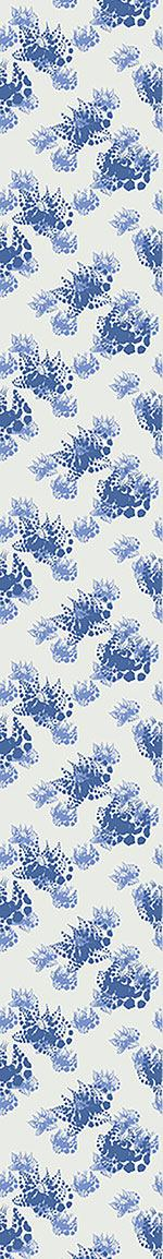 Pattern Wallpaper Mühlviertel Flowers