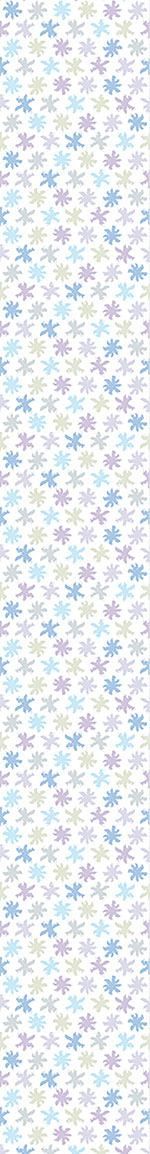Carta da parati Little Snow Stars