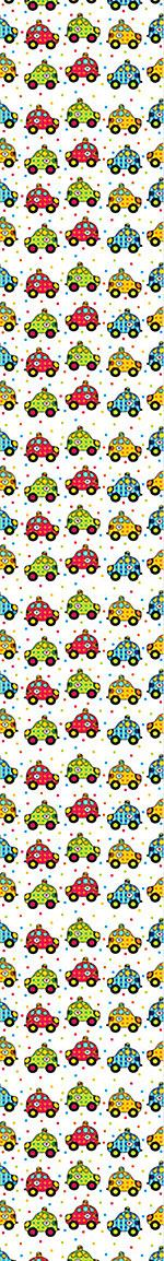 Pattern Wallpaper Rescue Car With Heart