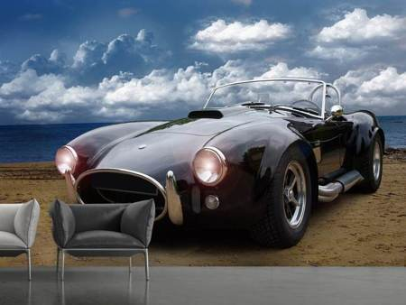 Photo Wallpaper Dream oldtimer