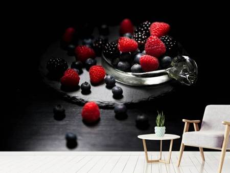 Photo Wallpaper The variety of berries