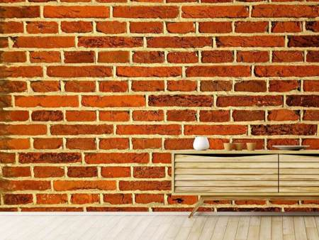 Photo Wallpaper bricks