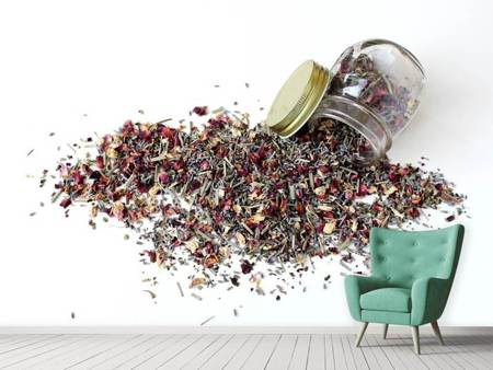 Photo Wallpaper Herbal mix