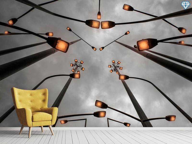Photo Wallpaper Lights