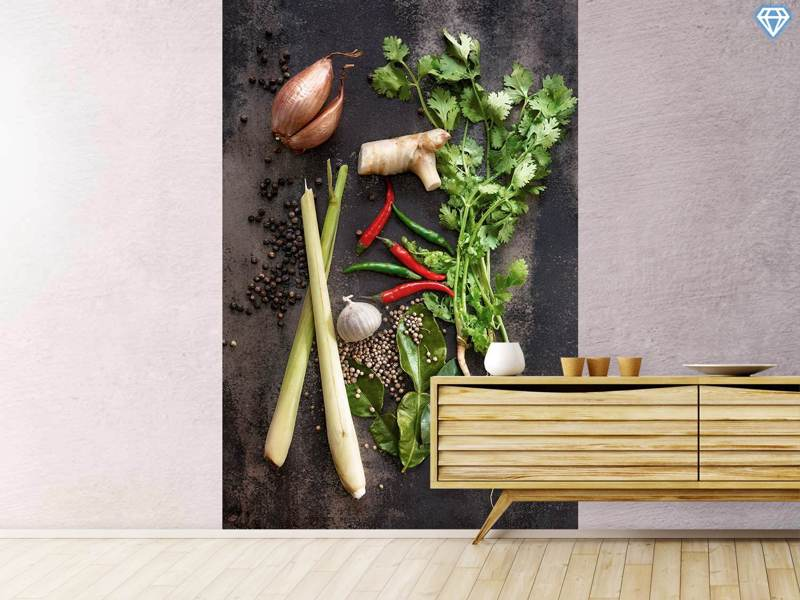 Papier peint photo Vegetables