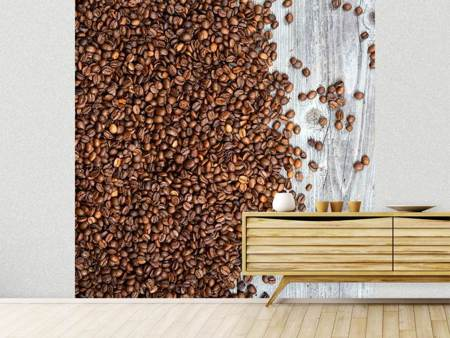 Photo Wallpaper Coffee Beans