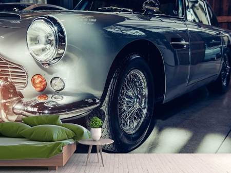 Photo Wallpaper Classic Car