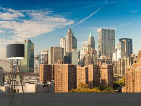 Photo Wallpaper New York Skyline